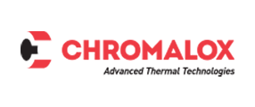 Chromalox , advanced thermal technologies, Logo in red and black
