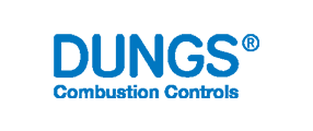 Karl Dungs Inc. (KDI) Logo in medium blue with rounded font