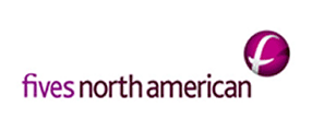 Fives North American Logo in purple