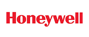 Honeywell word Logo in red