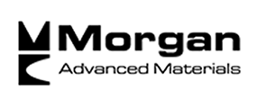 Morgan Advanced Materials Logo in all black